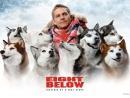 хф  БЕЛЫЙ ПЛЕН | Eight Below (2005) Full HD | Прекрасный фильм про Хаски  | 2018 - год собаки.