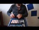 REAL TRUE HIP/HaP BEAT ( Gopkingz Live Beatz Figerdrumming)