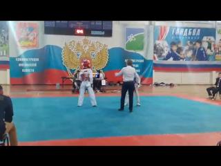 Кан Виктор. Соревнование Золотой Лев. (Красный желет)
