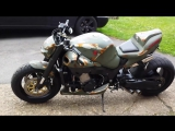 Suzuki HayaBusa Custom, StreetFighter, Naked, Low Bike, Build For Drift, Best Compilation Ever!