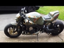 Suzuki HayaBusa Custom, StreetFighter, Naked, Low Bike, Build For Drift, Best Compilation Ever!