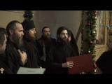 Поздравление с праздником Рождества игумена Валаамского монастыря Преосвященного епископа Панкратия.