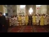 Муфтий Чечни Салах Межиев на зикре в мечети Дамаска.mp4