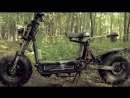 DAYMAK BEAST D double motor ebike Made in CANADA