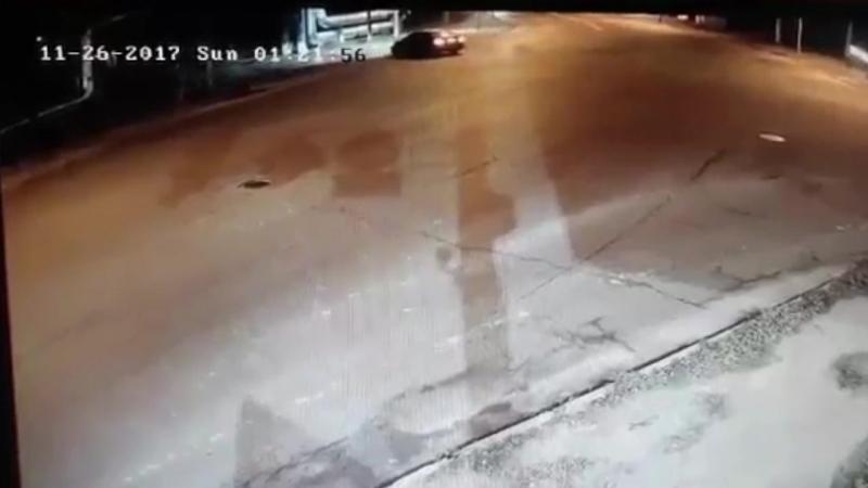 Космический залёт на улице Космической.
