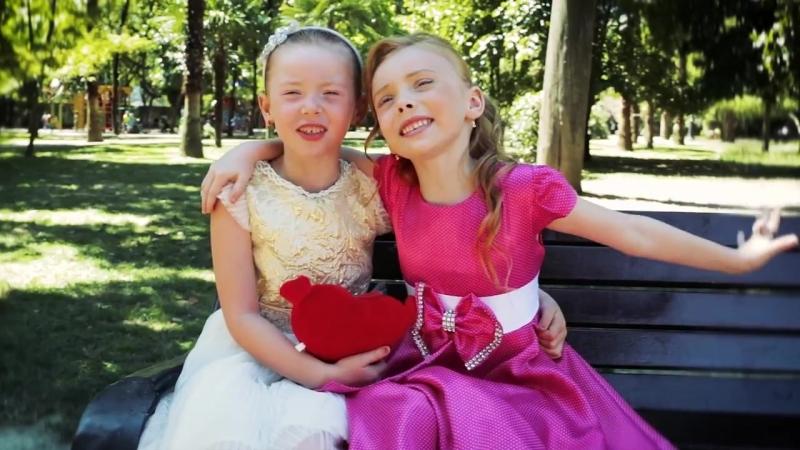 Анастасия Григорьева - Мое большое сердце (Участница голос дети 5 )