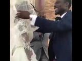 Когда увидел невесту в первый раз