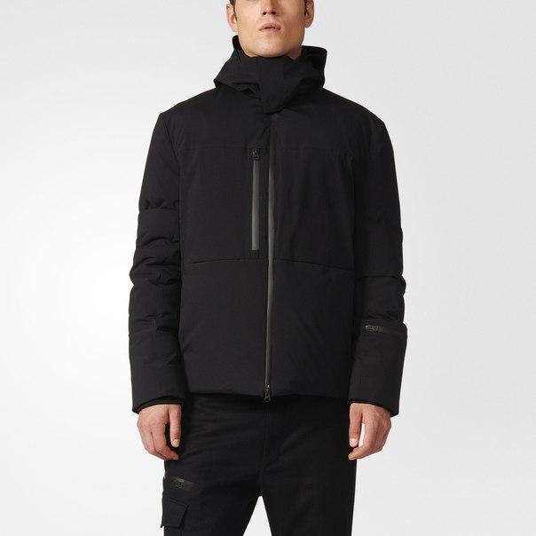 Утепленная куртка Y-3 Matte