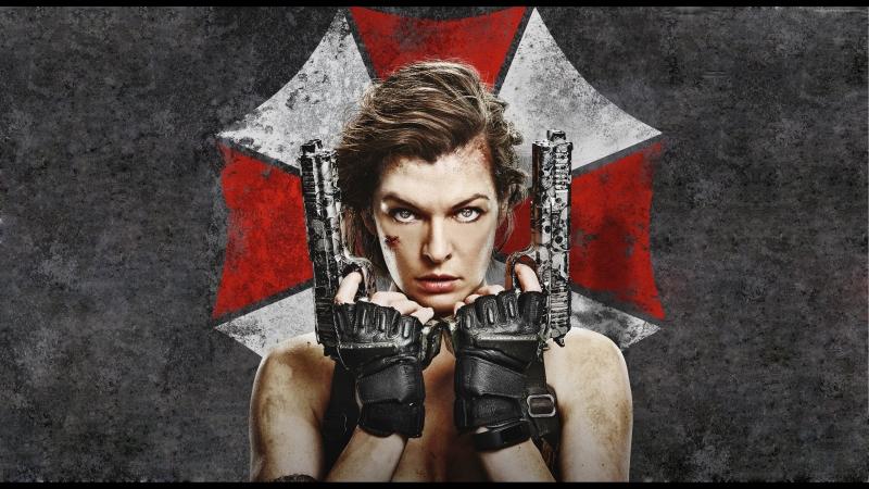 Resident.Evil. Последняя глава 2017