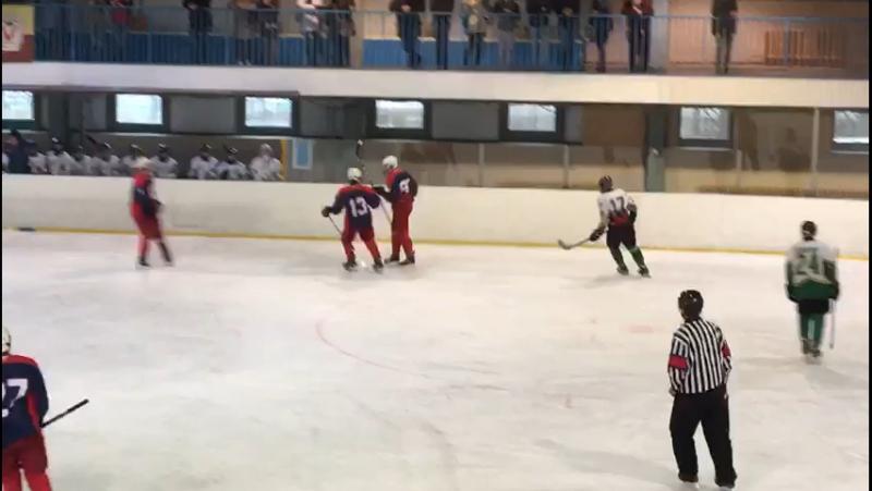 2:0 - гол Ильи Игнатова. Марьино-Северная Звезда. 19.11.