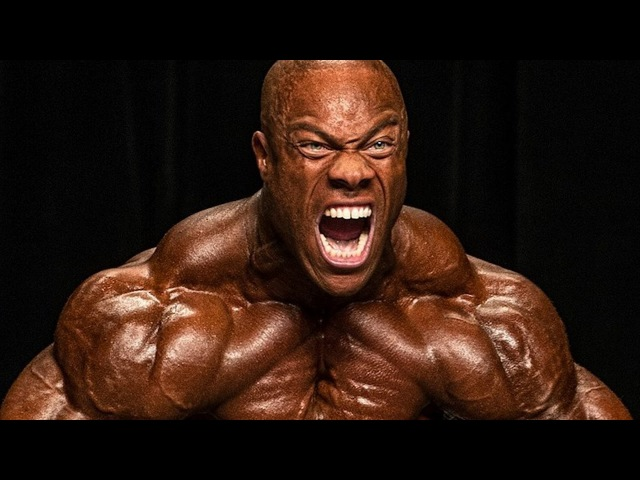 Phil Heath - F*CKING STOP ME | MR OLYMPIA 2018 |BODYBUILDING MOTIVATION