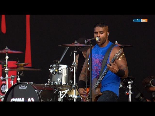 Sum 41 - Live @ Highfield Festival (2016) HD