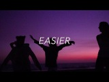 Mansionair - Easier (lyrics) (sub espa