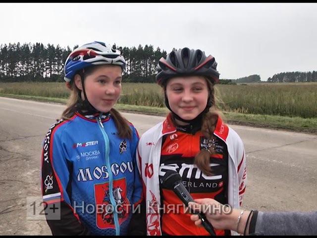 Навстречу ветру (гонка в Княгинино, сентябрь 2017)