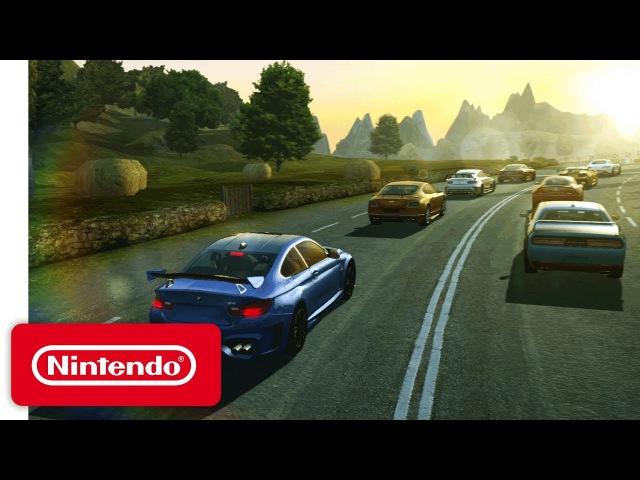 Gear.Club Unlimited - Nintendo Switch Reveal Trailer