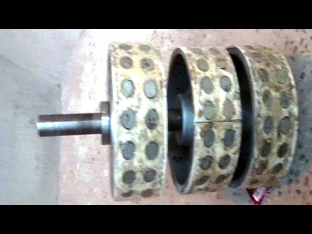 Magnetic Motor Free energy world best technology engineering project 2017