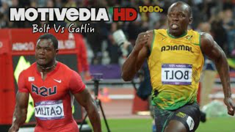 Bolt vs Gatlin - RIVALRY (HD)