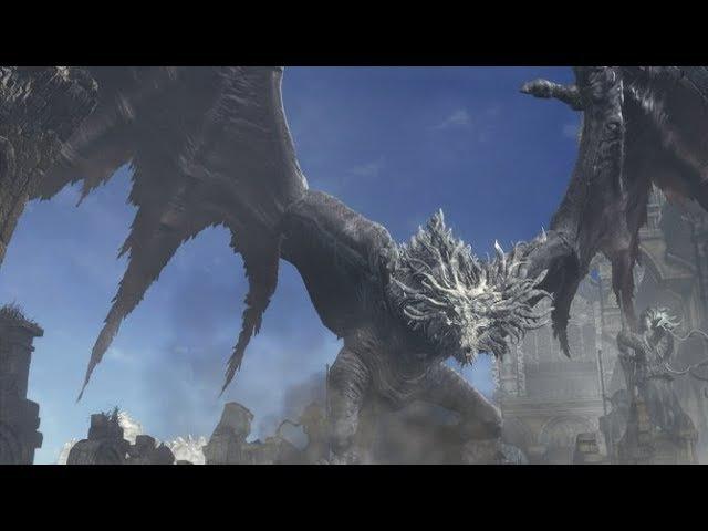 Обезумевший дракоша на пути к Безымянному Королю - Прохождение Dark Souls 3 20