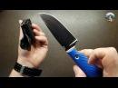 Нож WK-4 от Working Knife после 5 месяцев использования.