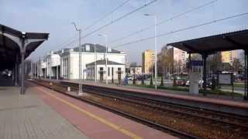 Stacja PKP Zawiercie [EIP,EICEC,TLK,IR,KŚ,Cargo]