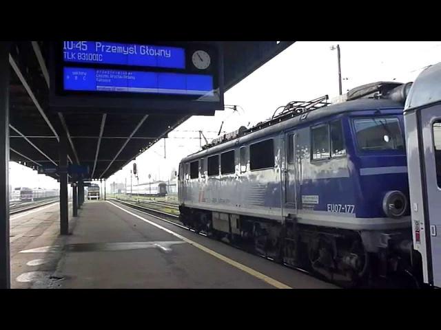 Stacja PKP Poznań Główny [EICECEN,TLK,RE,KW]