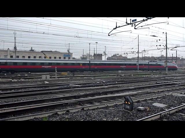 Stacja Trenitalia Roma Termini [Italo NTV,Frecciarossa,Frecciargento,Frecciabianca,Regionale] 3