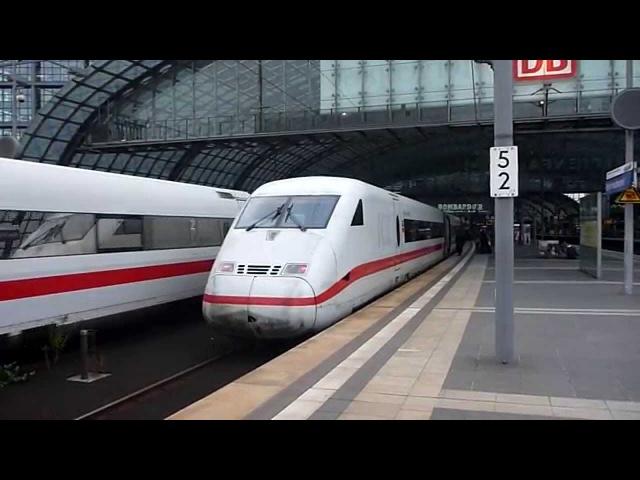 Stacja DB Berlin Hauptbahnhof [ICE,EC,IC,ENCNL,RE,RB,S-bahn] 4