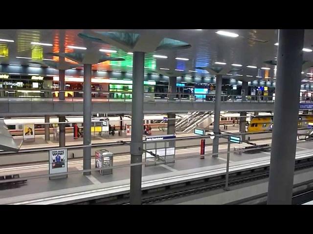 Stacja DB Berlin Hauptbahnhof [ICE,EC,IC,ENCNL,RE,RB,S-Bahn] 3