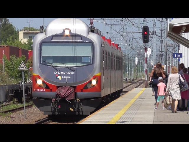 Stacja PKP Radomsko [ EIP EIC IC TLK Regio ]