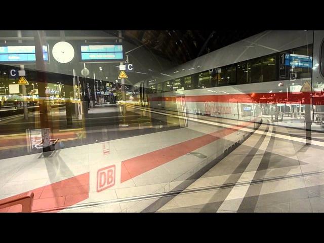 Stacja DB Berlin Hauptbahnhof[ICE,EC,IC,ENCNL,RE,RB,S-Bahn] 1