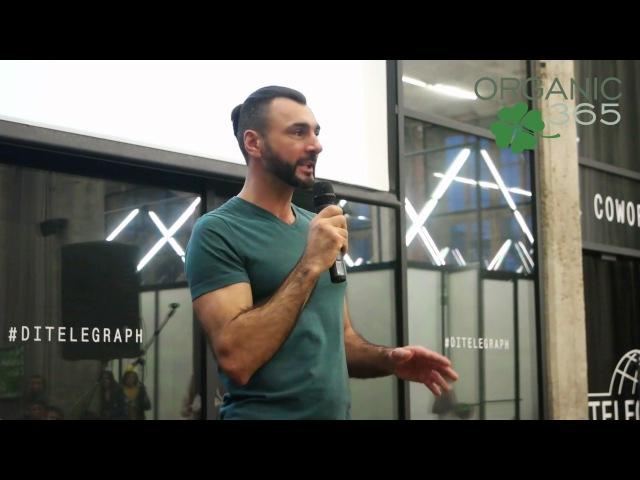 Веган-сыроед, фитнес тренер Роман Кравцов о мясе на VegMart!