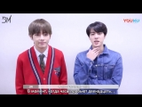 [RUS SUB][24.01.18] 'Can't Let Go of Chinese Conversation' Chinese segment Ep.13