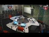 Василий Уткин сломал стул в прямом эфире Спорт FM