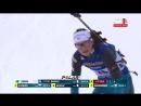 Биатлон Кубок Мира 2017 18 Этап 03 Анси Франция Женщины Спринт 7 5 км