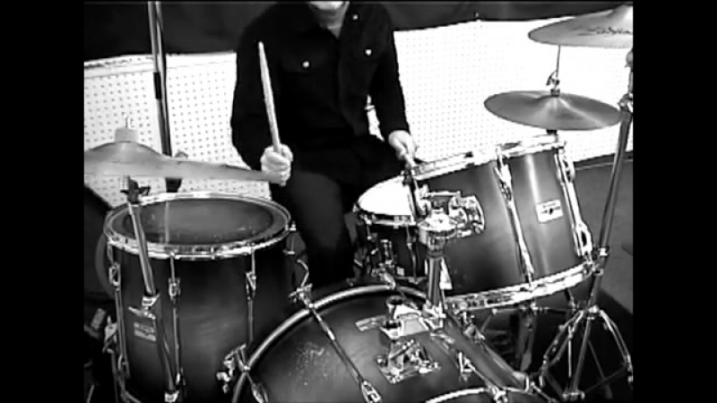 The Beatles Twist And Shout Drums Cover (Remake Version)