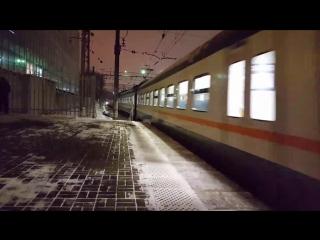 ЭП2Д-0008 (ТЧ-17 Нахабино) следует резервом до станции Москва-пассажирская-Курская