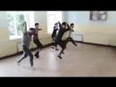 Аяс Допай Репетиция DJ Unk walk it out
