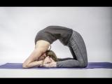 SLs Kapotasana King Pigeon Yoga Pose Muscle Anatomy EasyFlexibility