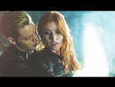 Clary and Jace Warrior