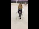 Первый выход на лёд