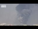 Сирия 07.01.18: мощнейшие авиаудары ВВС САР по бармалеям в восточной Гуте!