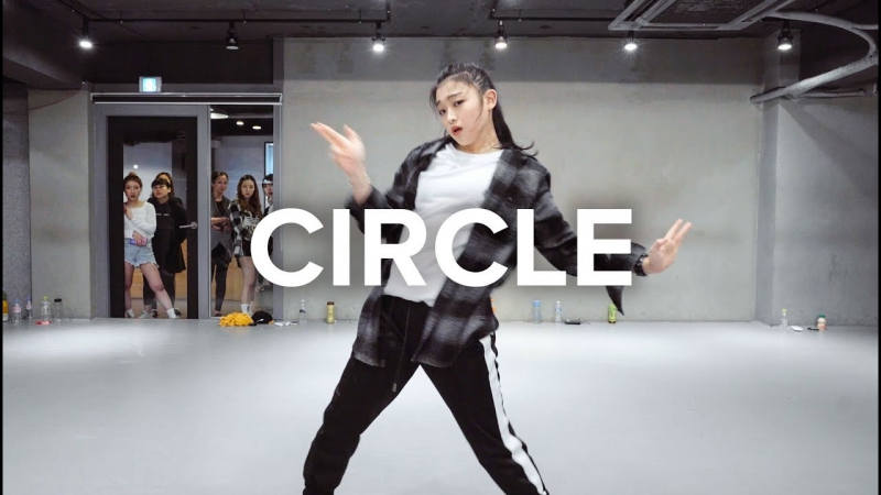 1Million dance studio Circle - Saay (ft. Tish Hyman) Yoojung Lee Choreography
