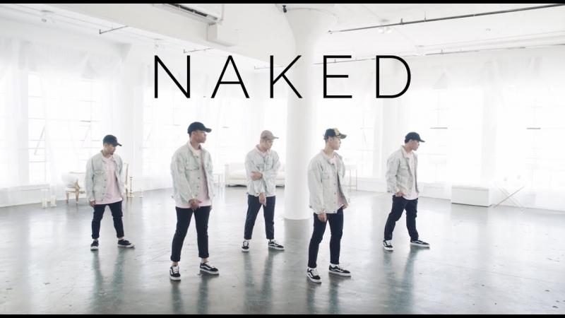 Naked by Lloyd | Choreography by Brian Puspos | @brianpuspos @lloyd_yg