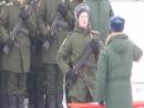 Павел Плющенко Присяга на Мамаевом Кургане