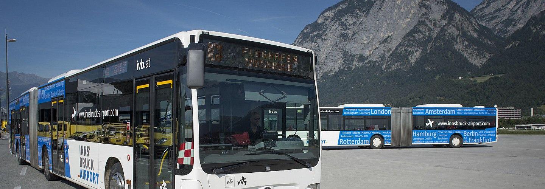 Автобус маршрута F