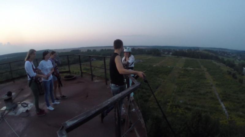 Башня 16.08.2017 - Ольга