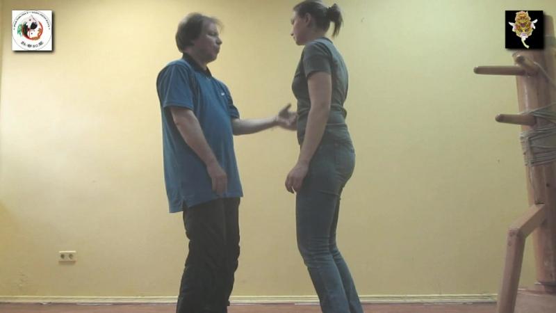 DAI SIFU SERGEI SHELESTOV MISS EKATERINA DYUKOVA OPEN HANDS FEELINGS TRAINING 28