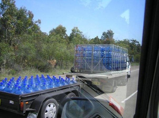 Бизнес-идея: Доставка бутилированной воды.  Ежегодно число тех, кто