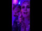 Zara on mjhamilton's Instagram story