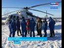 Водолазы обследовали дно на месте крушения вертолёта в Братском районе